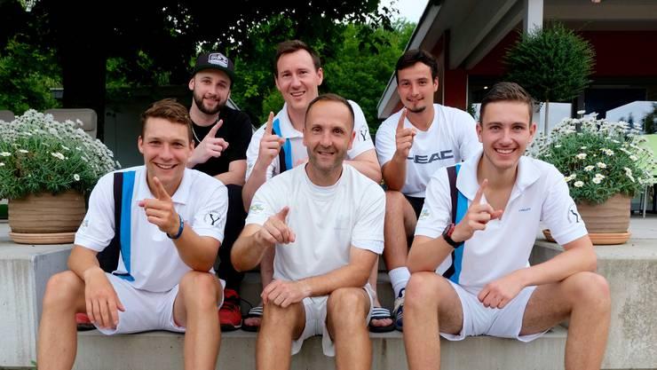 Das Rheinfelder Fanionteam ist nur noch einen Sieg von der Rückkehr in die Nationalliga C entfernt.