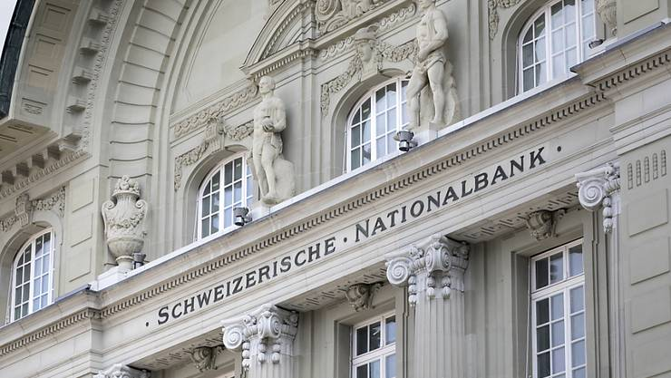 Die Vollgeld-Initiative, über die am 10. Juni abgestimmt wird, verlangt ein absolutes Geldmonopol für die Schweizerische Nationalbank. (Archivbild)