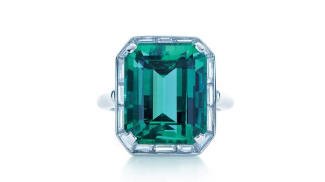 Paket voller Smaragde am Montblanc gefunden (Symbolbild)