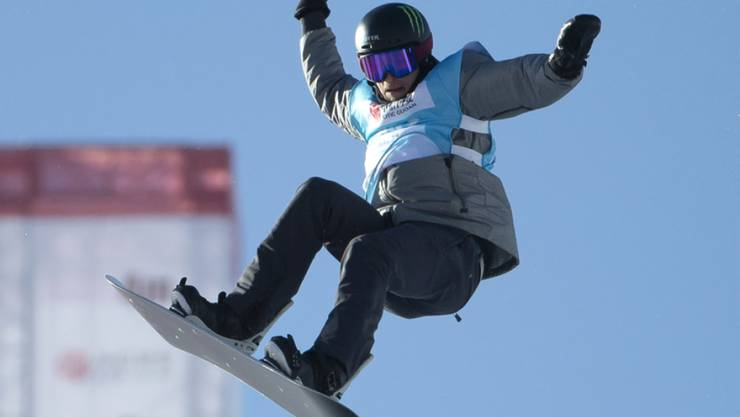 Iouri Podlatchikov - hier am Weltcup in Laax - beendete den prestigeträchtigen Superpipe-Wettkampf bei den X-Games in Aspen im 7. Schlussrang