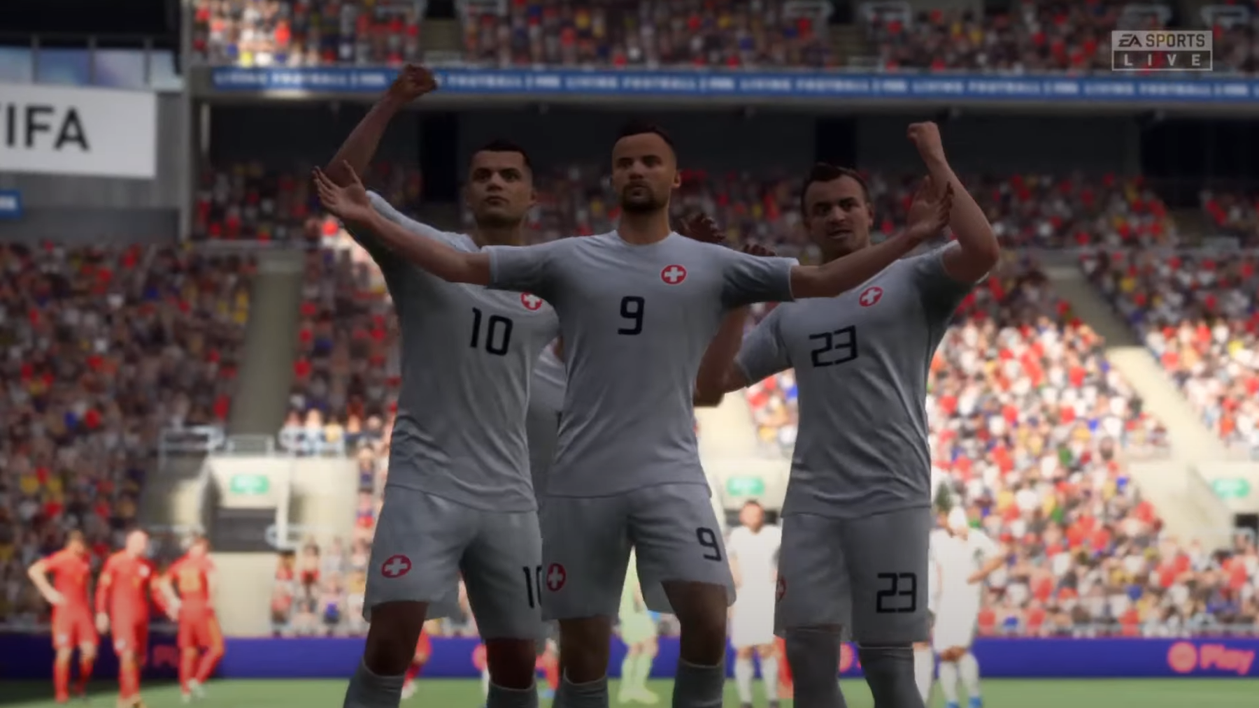FIFA Schweizer Nati