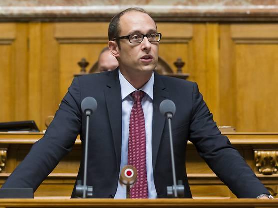 Martin Candinas (Nationalrat/CVP).