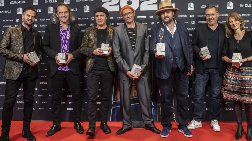 «MTV Unplugged» erstmals in der Schweiz – mit Patent Ochsner