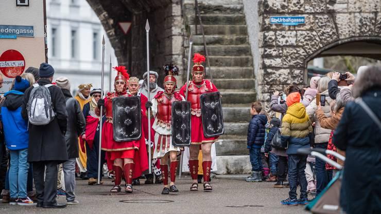 Weihnachtsreise 2019 der Landes- und Freikirchen in Solothurn