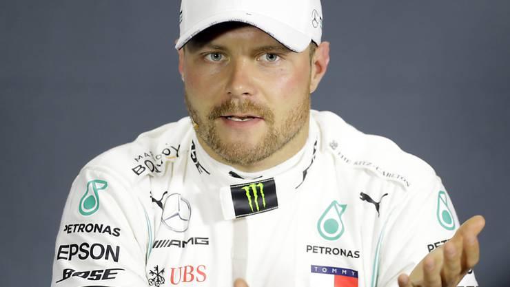 Valtteri Bottas gewann von der Pole-Position aus den Grand Prix von Aserbaidschan