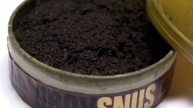 Der Import von Snus in die Schweiz hat in den letzten Jahren markant zugenommen.