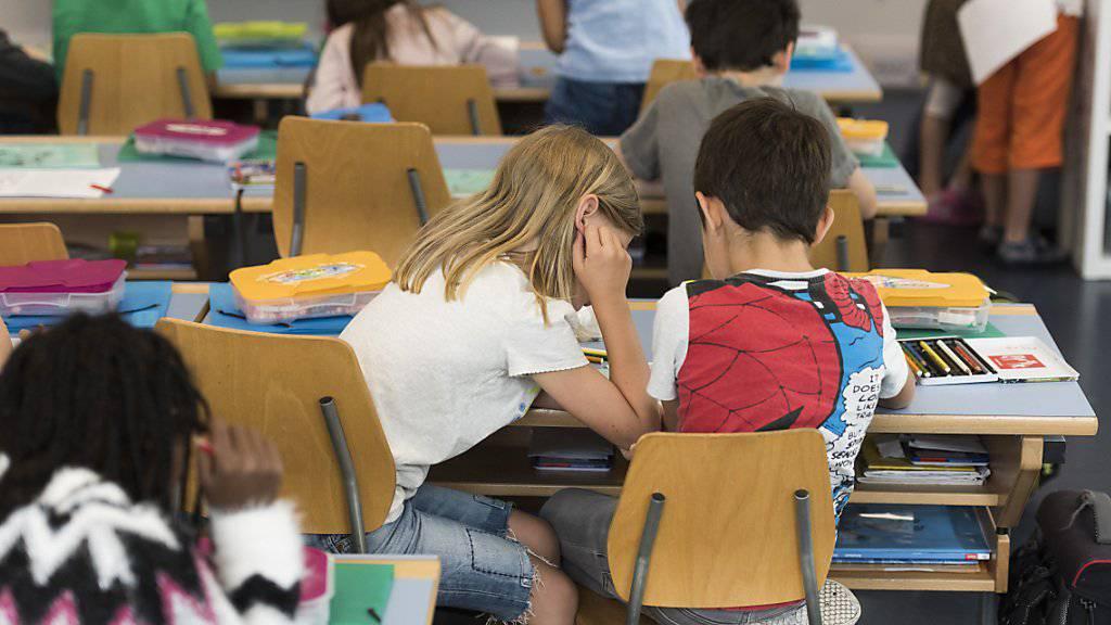 Kinder sollen über ihre Rechte bezüglich des Klimawandels Bescheid wissen. Das internationale Institut für Kinderrechte (IDE) hat dafür neue Unterrichtsmaterialien herausgegeben. (Symbolbild)