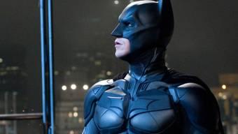 Aufnahme von Christian Bale als Batman - die Männer maskierten sich für ihre Überfälle wie der berühmte Fledermaus-Mann (Archiv)