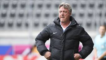 Ist er noch der richtige Trainer für den FC Aarau?