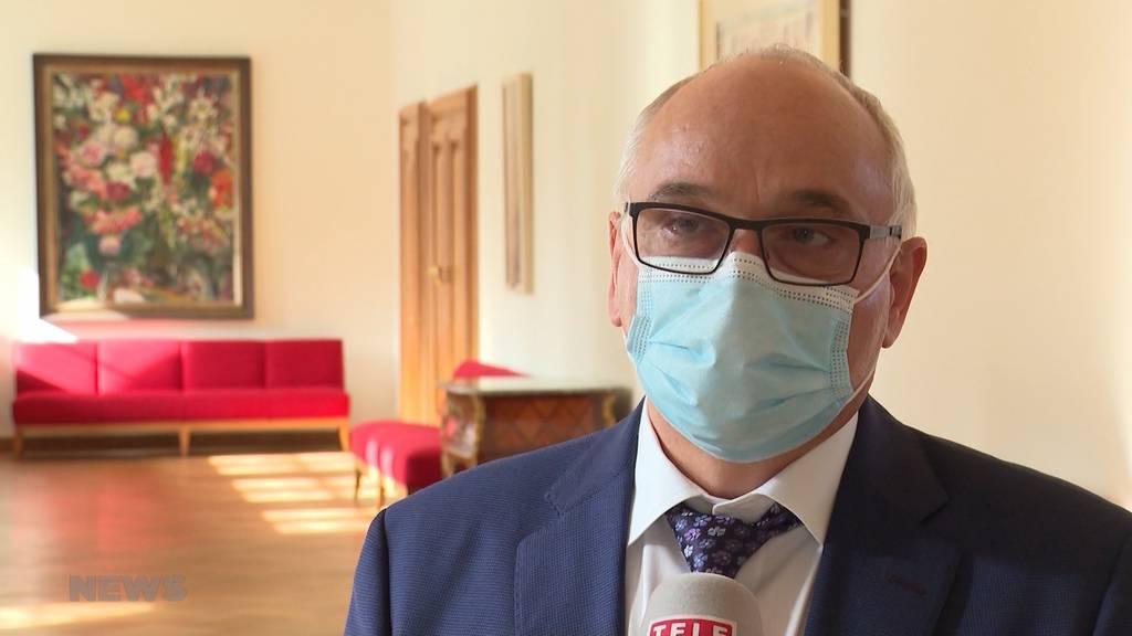 Gesundheitsdirektor Pierre Alain Schnegg: Wie gut hat er die Coronakrise bis jetzt bewältigt?