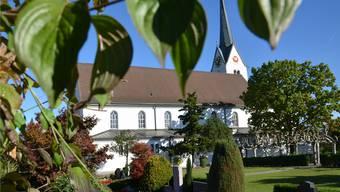 Das Dach der Kirche St. Goar wäre ideal ausgerichtet, aber die Photovoltaikanlage kommt vorerst nicht. ES