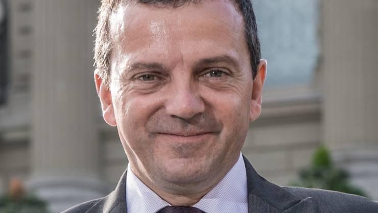 Pegida Schweiz-Sympathisant der ersten Stunde: SVP-Nationalrat Walter Wobmann