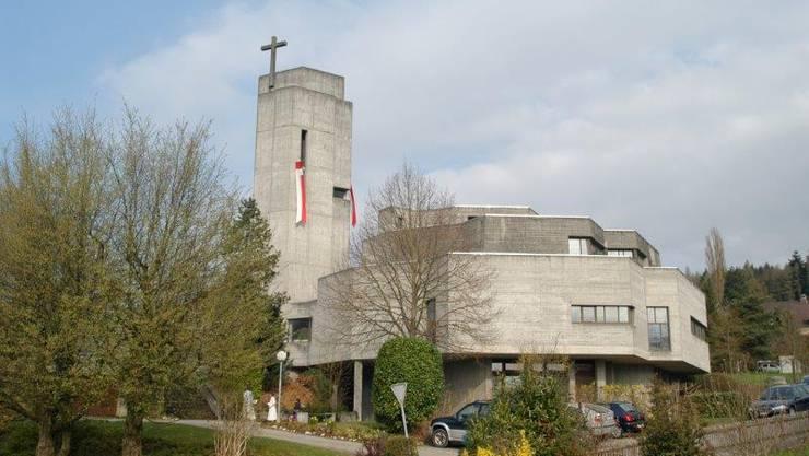 Die Gut-Hirt-Kirche in Lohn-Ammanssegg