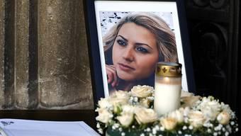 Wurde beim Joggen im nordbulgarischen Ruse im vergangenen Oktober angegriffen, vergewaltigt und getötet: die ungarische TV-Journalistin Viktoria Mariowa.