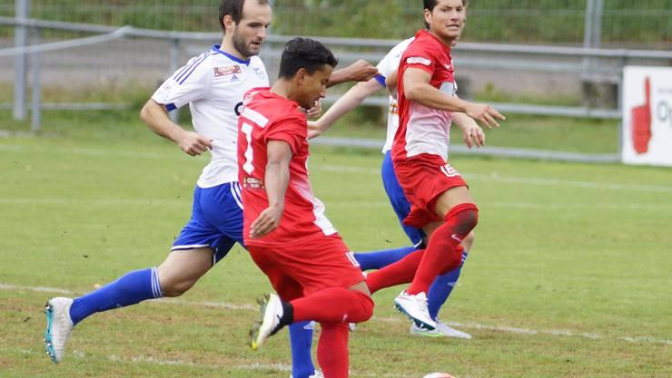 Der neue Leader FC Dietikon.