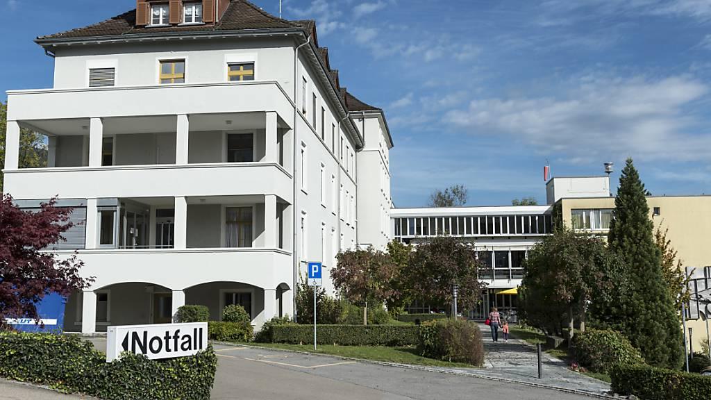 Der Kantonsrat kann die politische Debatte über die Weiterentwicklung der Strategie der St. Galler Spitalverbunde wie geplant führen. Das hat das Bundesgericht entschieden. Dabei geht es auch um die Zukunft des Spitals Altstätten (Archivbild).
