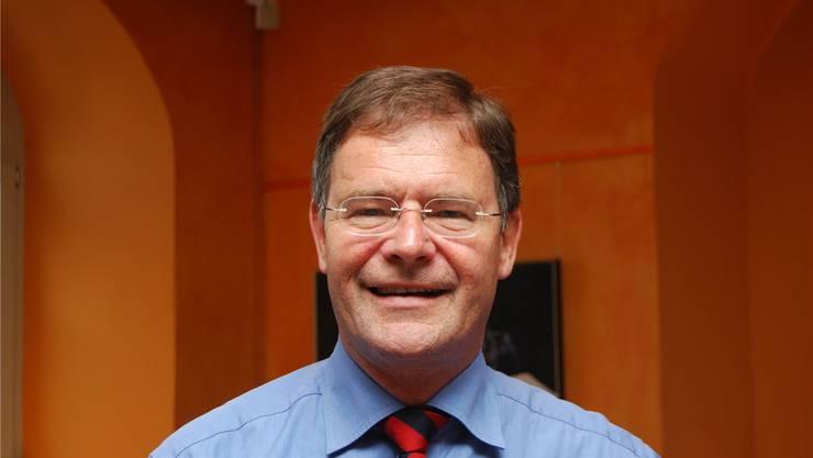 Walter Dubler, Wohlens Gemeindeammann