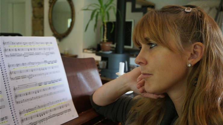 Die 40-jährige Dänikerin erhält dieses Jahr den Preis für Musik des Kantons Solothurn.