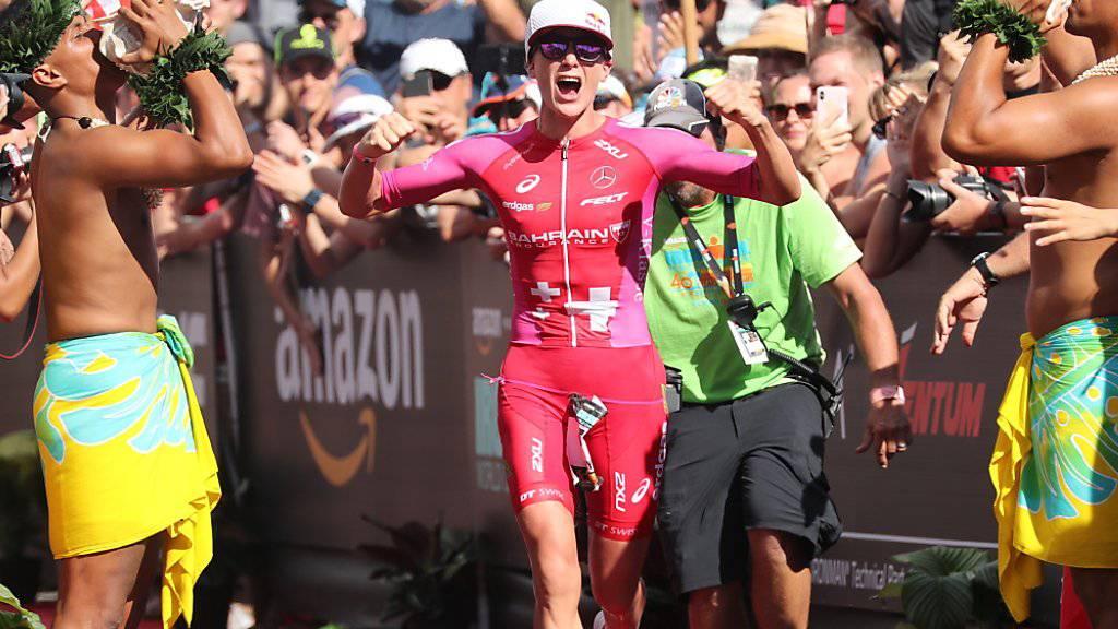 «Die Nomination für die Laureus-Sports-Wahl ist eine riesige Ehre für mich», betont Daniela Ryf.