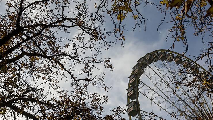 Bald dreht sich in Basel wieder das Riesenrad - Das sind die Highlights der Herbstmesse 2017 im Bild