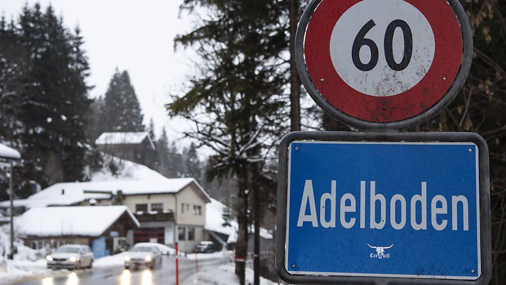 Mangels genügend grosser Lokalitäten in Adelboden findet die Trauerfeier im nahen Frutigen statt. (Archivbild)