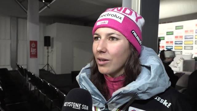 Wendy Holdener nach ihrer verpassten Slalom-Medaille: «Ich kann mir nichts vorwerfen»