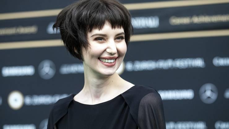 Steffi Friis am Zürich Filmfestival 2020.