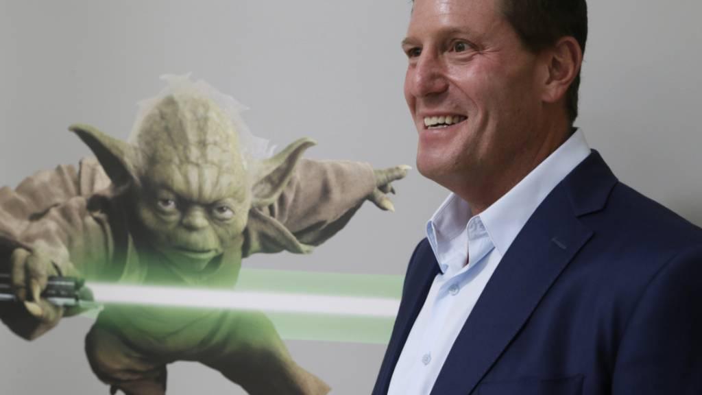 Kevin Mayer wechselt vom Disney-Konzern zu TikTok. (Archivbild)