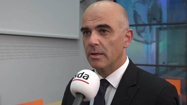 Altersreform 2020: So erklärt Bundesrat Alain Berset die Niederlage