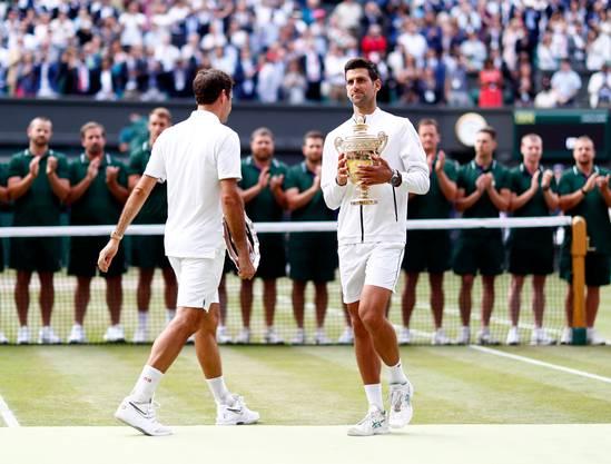 Novak Djokovic dominierte die letzte Dekade fast nach Belieben.
