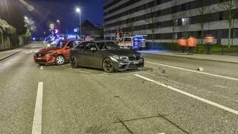 Autounfall Schlieren