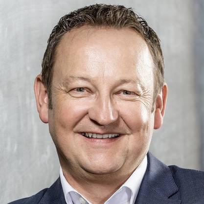 Manager Jürg Stöckli.