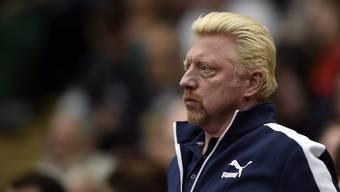 Offenbar pleite: Boris Becker.