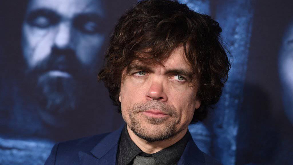 Peter Dinklage - er spielt Königsspross Tyrion Lennister - gehört zu den Stars der Fantasy-Serie «Game Of Thrones». (Archivbild)