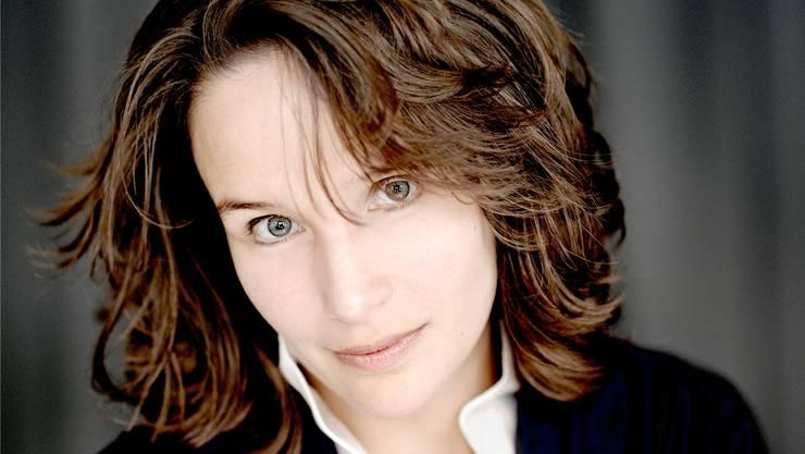 Am liebsten spielt sie allein: Pianistin Hélène Grimaud.