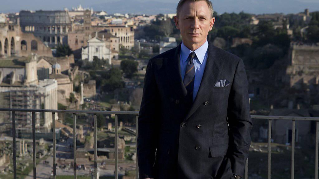 Schauspieler Daniel Craig engagiert sich auf Zypern im Kampf gegen Landminen (Archivbild).