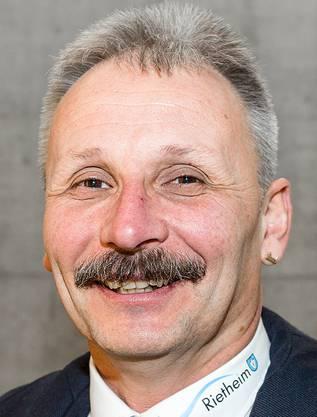 Beat Rudolf, Gemeindeammann Rietheim: «Wir haben Angst, dass es kein Zurück gibt. Die Fusion kommt für uns zu früh»