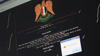 Syrische Hacker haben www.plugin2.ch angegriffen, die Webseite der reformierten Jugendarbeit Solothurn (Foto: Andreas Kaufmann)