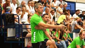 André Bichsel muss mit den HVO-Frauen in der 2. Liga einen neuen Anlauf nehmen.