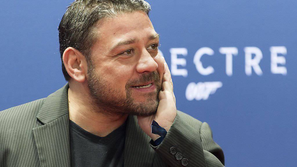 Der Schweizer Schauspieler Leonardo Nigro berät die kleinen Filmfans am 14. Zurich Film Festival bei der Wahl des besten Films. (Archivbild)