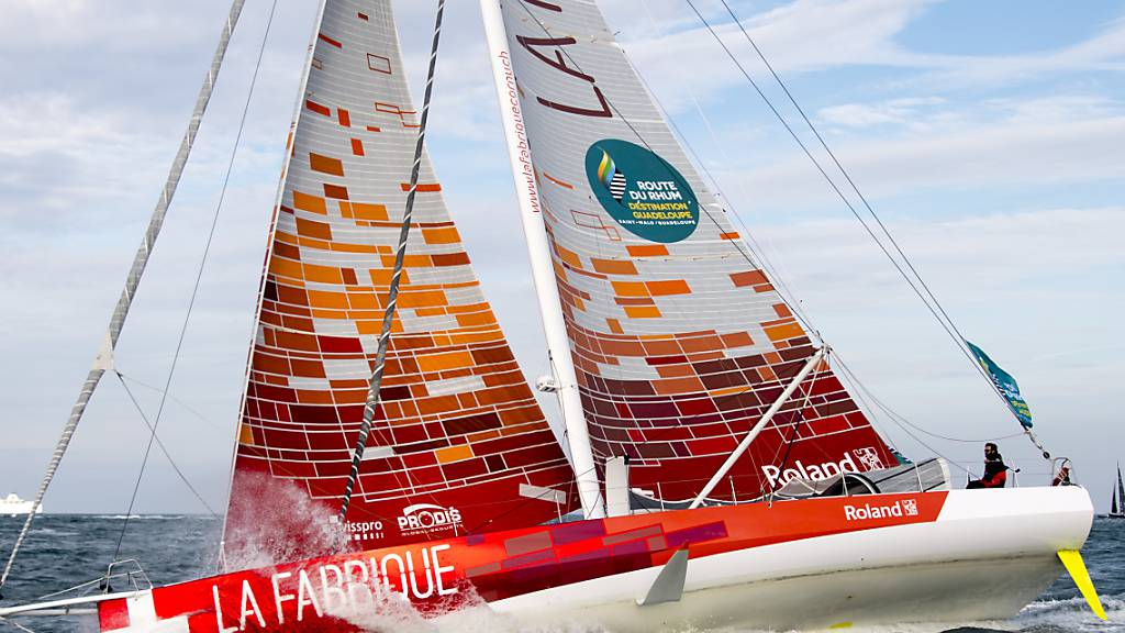 Roura und Audigane mit Platz 21 bei der Transat