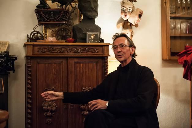 Der deutsche Soziologe Franz Schultheis lehrt an der Uni St