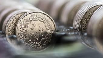 Im Topf der zweiten Säule haben sich 2017 weitere 110 Milliarden Franken angesammelt.