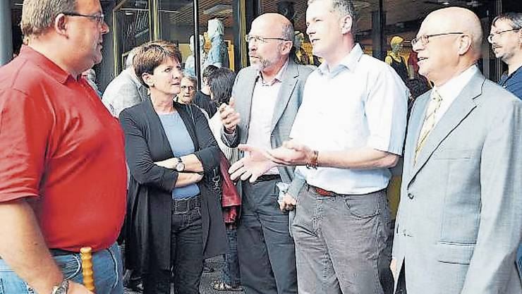 Das Waterloo für die Befürworter von Zusammenschlüssen in der Region Baden: Am 13. Juni 2010 wird die Fusion von Baden und Neuenhof überraschend verworfen. Auf den Tag elf Jahre danach wird über die Zukunft des Projekts Baden-Turgi entschieden.