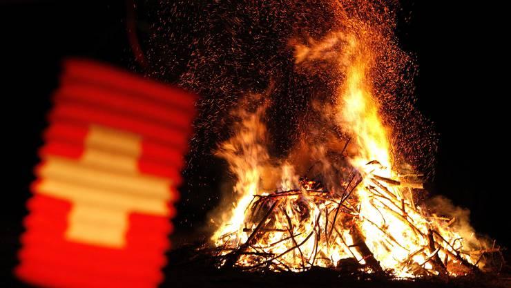 Wer die Eidgenossenschaft im Limmattal feiert, hat die Qual der Wahl: elf Feiern mit elf Festreden, die ersten um 11, die letzte um 21 Uhr.