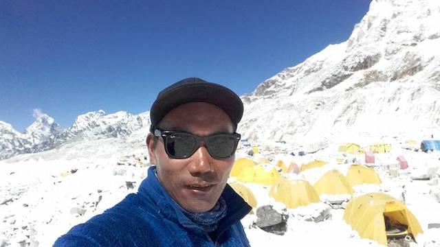 Weltrekord: 22 Mal auf dem Mount Everest