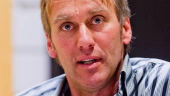 Muss sich warm anziehen: Andreas Thommen.