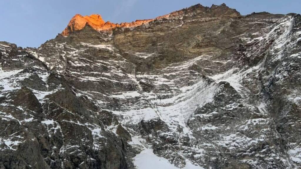 Alpinist am Matterhorn tödlich verunglückt