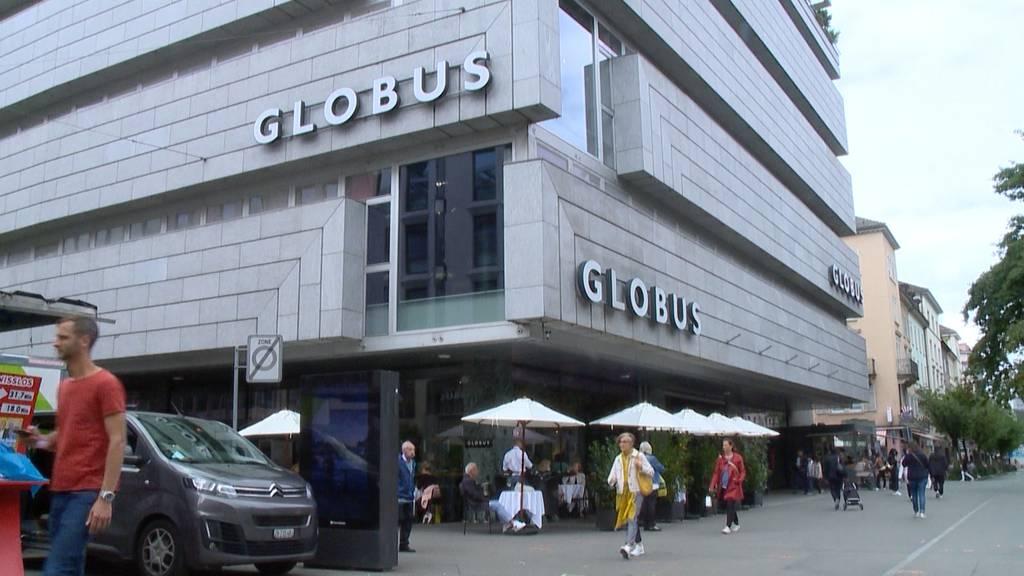 Globus stösst Navyboot und Modegeschäfte ab