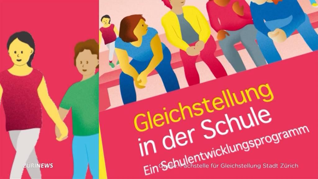Gender-Ratgeber für Zürcher Schulen veröffentlicht